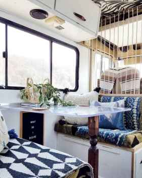 40 Best Interior RV Makeover Ideas (24)