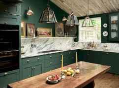 17 Best Green Kitchen Cabinets Design Ideas (4)