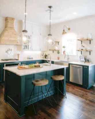 25 Best Fixer Upper Farmhouse kitchen Design Ideas (15)