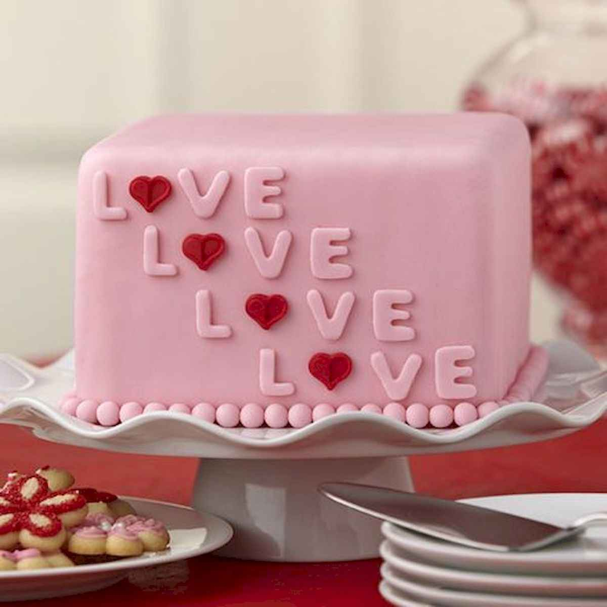 33 Best Beautiful Valentines Day Decorations Ideas (18)