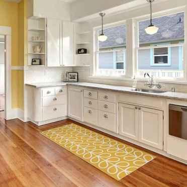 40 Best Farmhouse Kitchen Cabinets Design Ideas (13)