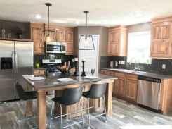 40 Best Farmhouse Kitchen Cabinets Design Ideas (17)
