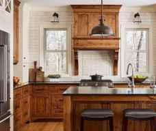 40 Best Farmhouse Kitchen Cabinets Design Ideas (3)
