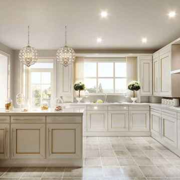 40 Best Farmhouse Kitchen Cabinets Design Ideas (36)