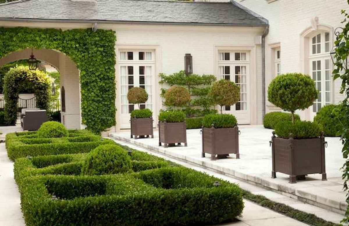 40 Cool Front Yard Garden Landscaping Design Ideas And Remodel (37)