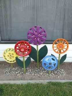 43 Creative DIY Garden Art Design Ideas And Remodel (10)