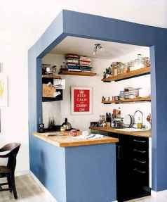 50 Best Small Kitchen Design Ideas And Decor (19)