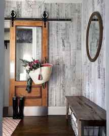 50 Stunning Farmhouse Entryway Design Ideas You Must Try In 2019 (18)