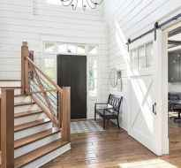 50 Stunning Farmhouse Entryway Design Ideas You Must Try In 2019 (30)