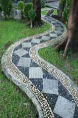 60 Awesome Garden Path and Walkway Ideas Design Ideas And Remodel (16)