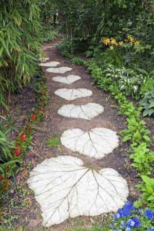 60 Awesome Garden Path and Walkway Ideas Design Ideas And Remodel (39)