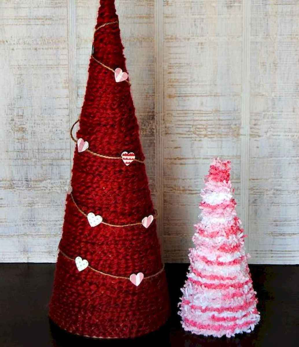 100 Easy DIY Valentines Decorations Ideas (102)