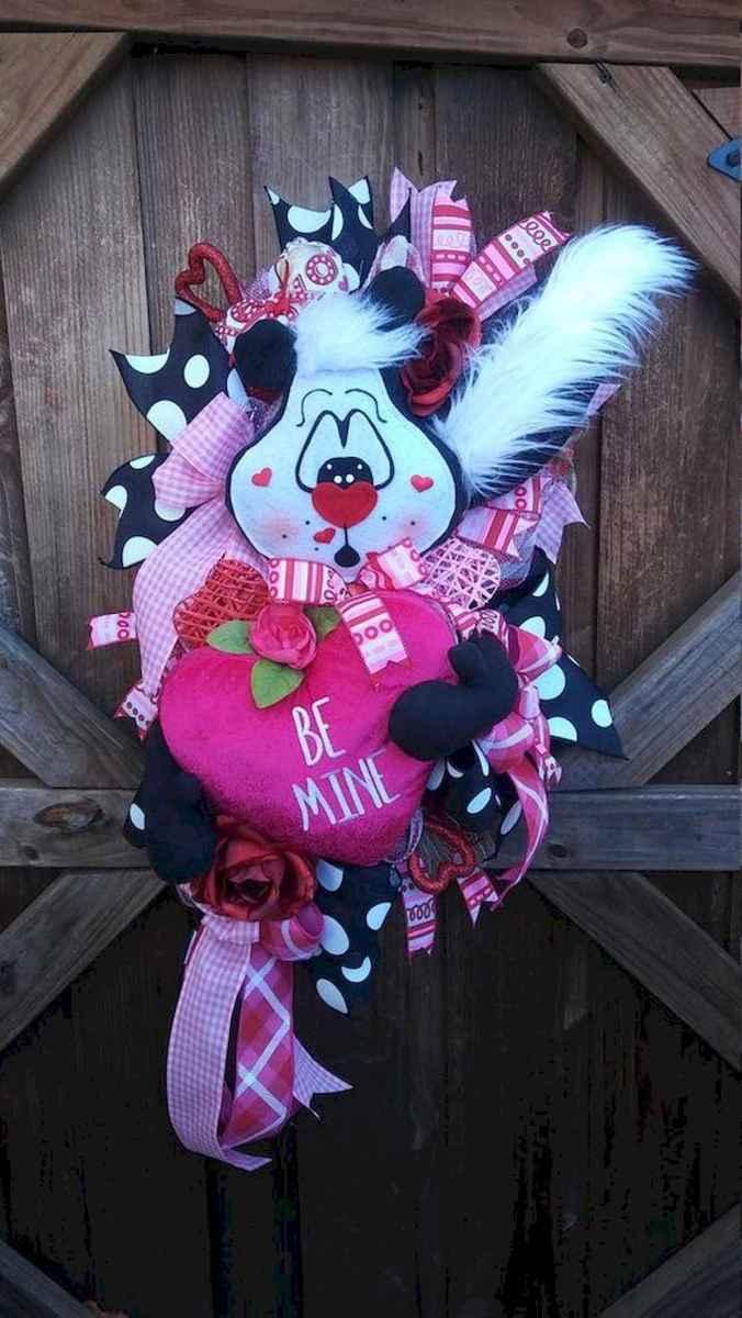100 Easy DIY Valentines Decorations Ideas (17)