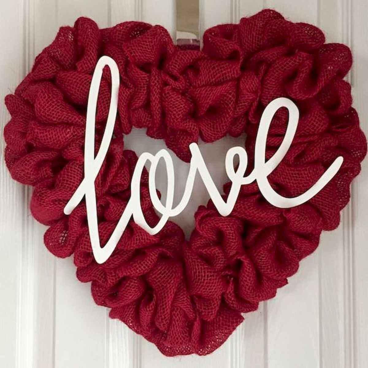 100 Easy DIY Valentines Decorations Ideas (36)