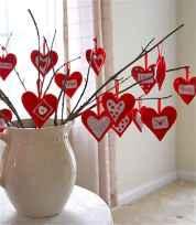 100 Easy DIY Valentines Decorations Ideas (47)