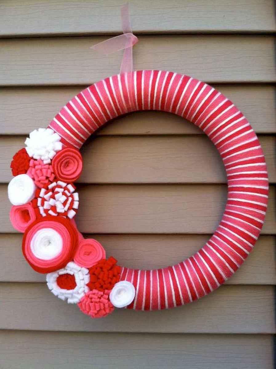 100 Easy DIY Valentines Decorations Ideas (54)
