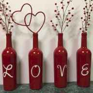 100 Easy DIY Valentines Decorations Ideas (77)