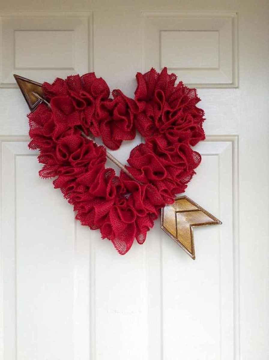 100 Easy DIY Valentines Decorations Ideas (78)
