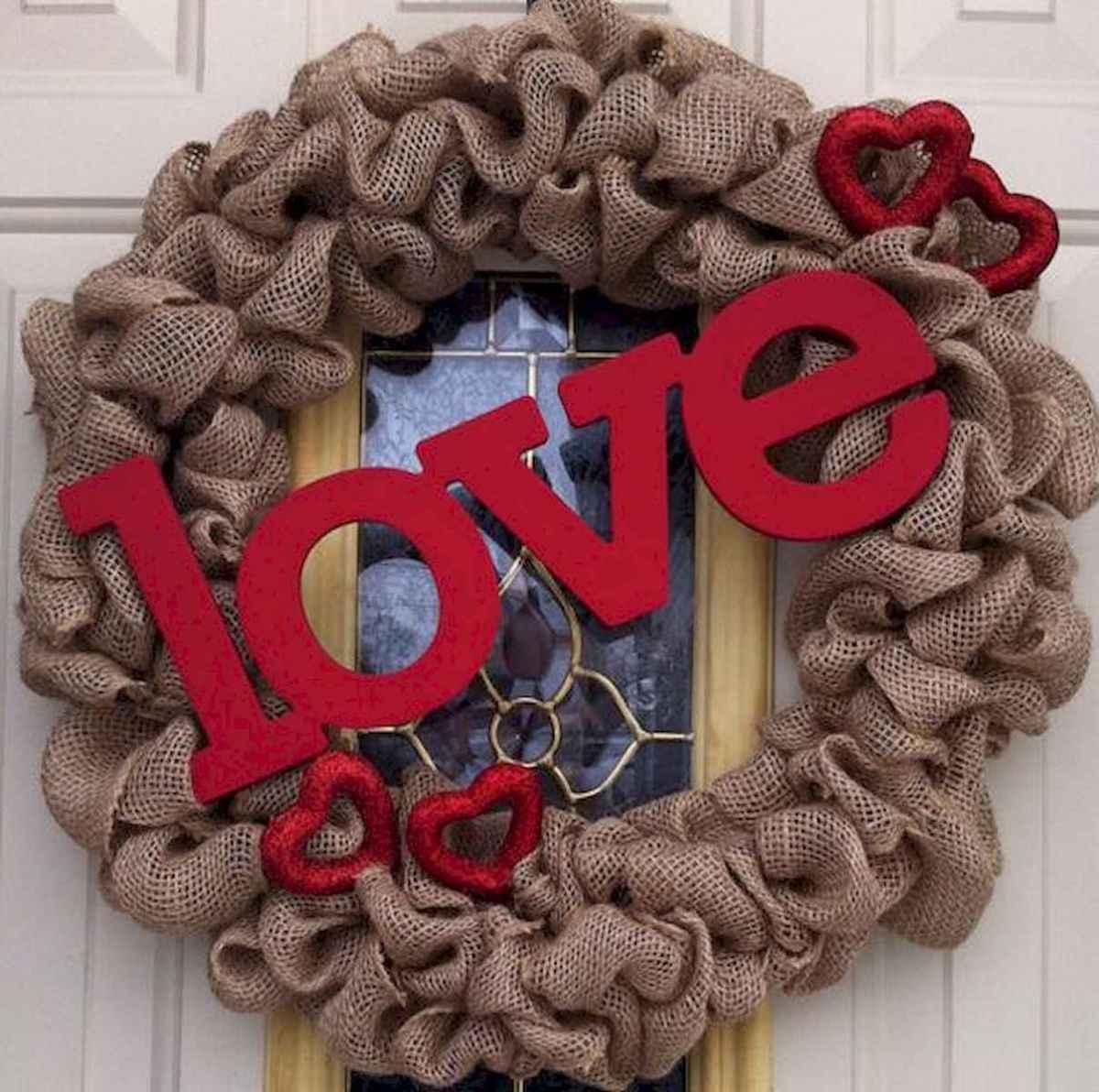 100 Easy DIY Valentines Decorations Ideas (86)