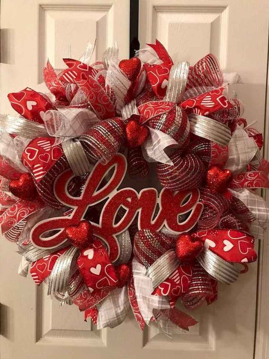 100 Easy DIY Valentines Decorations Ideas (89)