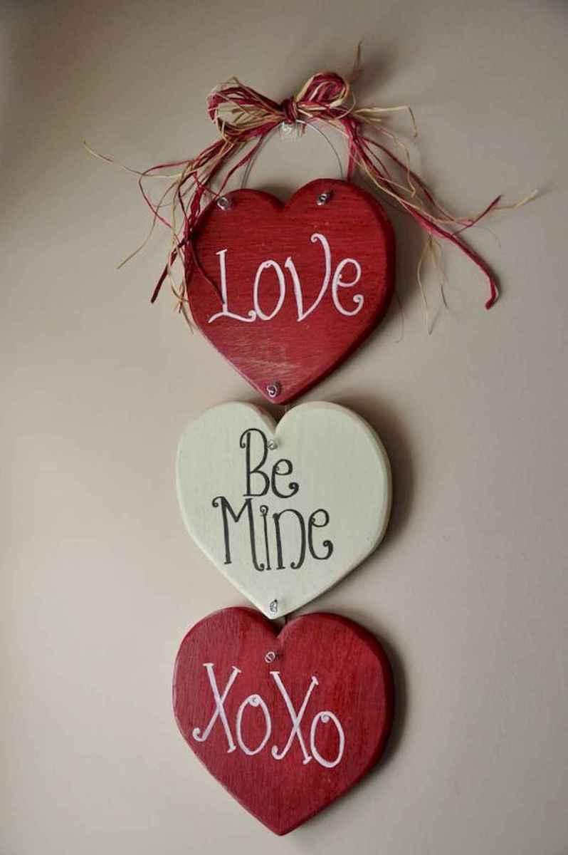 100 Easy DIY Valentines Decorations Ideas (99)