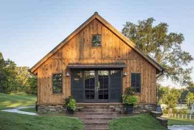 40 Best Log Cabin Homes Plans One Story Design Ideas (1)