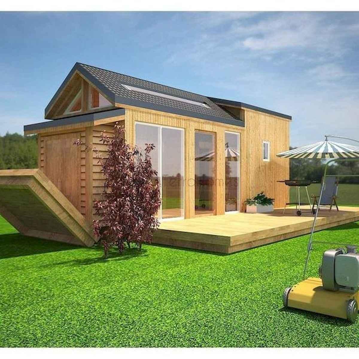 40 Best Log Cabin Homes Plans One Story Design Ideas (16)
