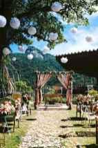 44 Stunning Backyard Wedding Decor Ideas On A Budget (15)