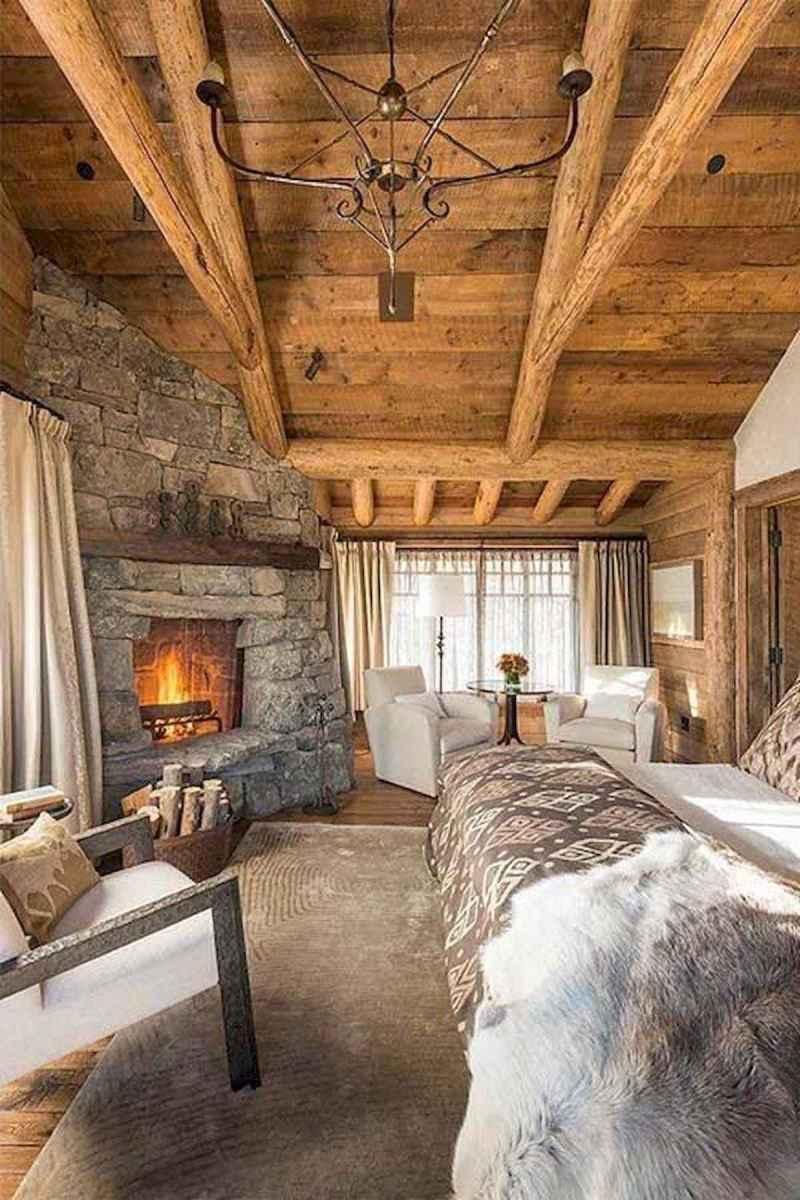 50 Best Log Cabin Homes Modern Design Ideas (25)