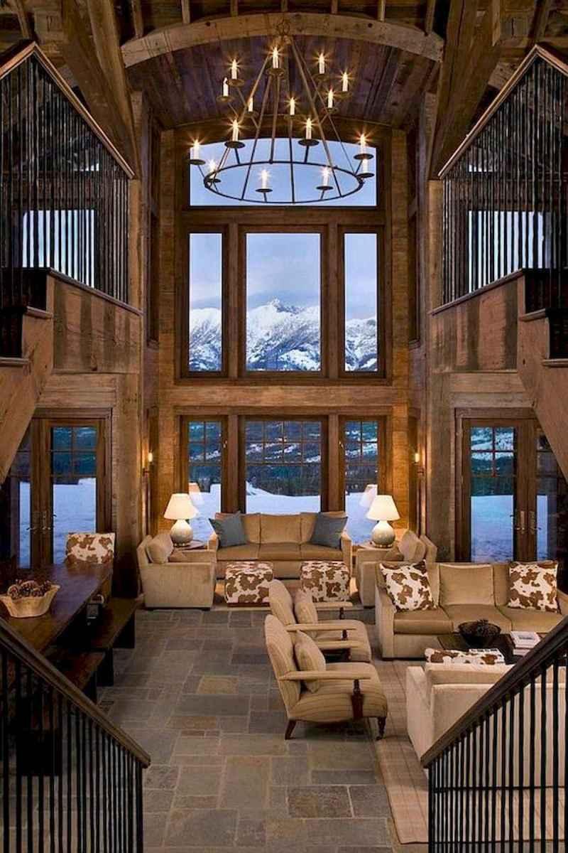 50 Best Log Cabin Homes Modern Design Ideas (34)