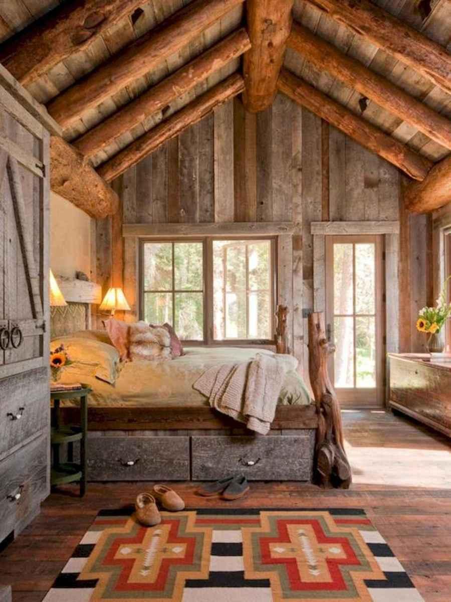 50 Best Log Cabin Homes Modern Design Ideas (47)