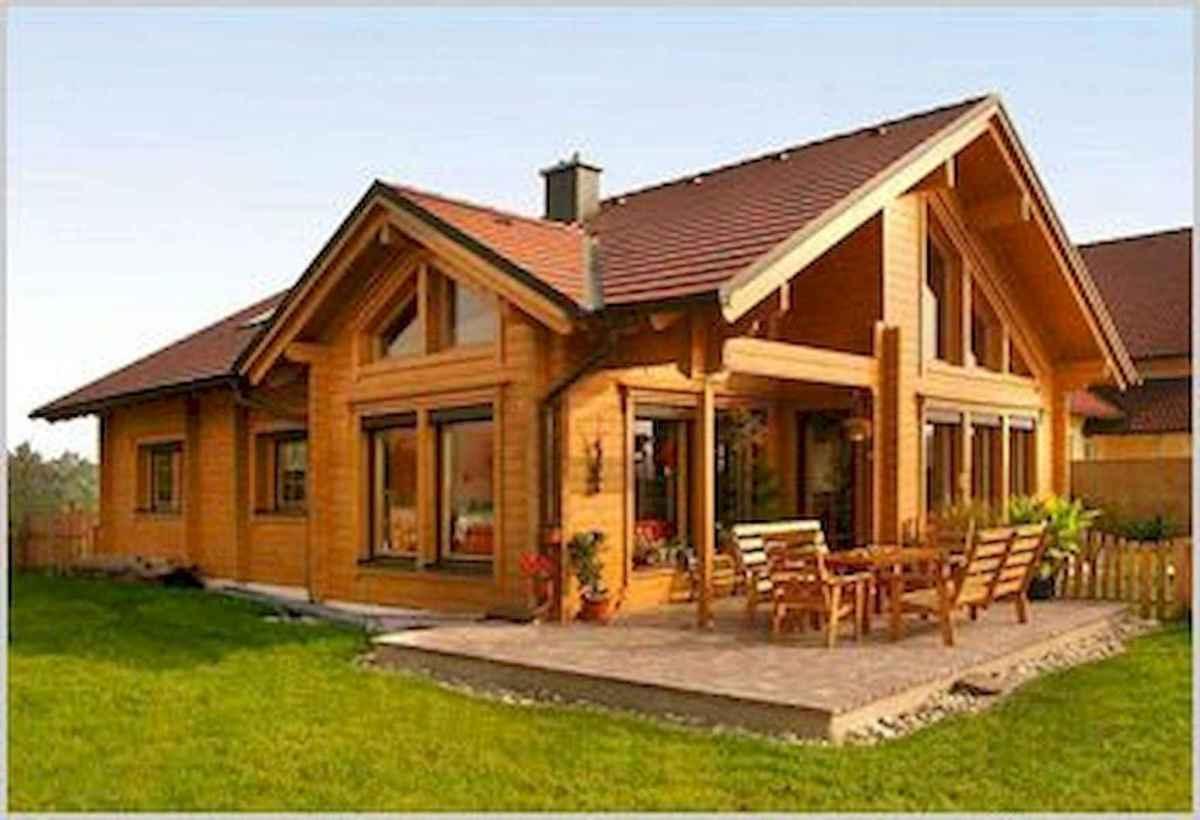 75 Best Log Cabin Homes Plans Design Ideas (16)