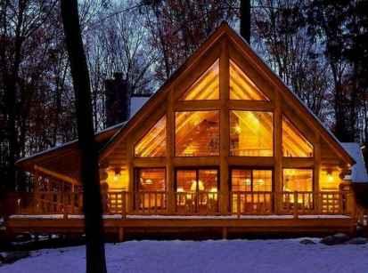 75 Best Log Cabin Homes Plans Design Ideas (35)