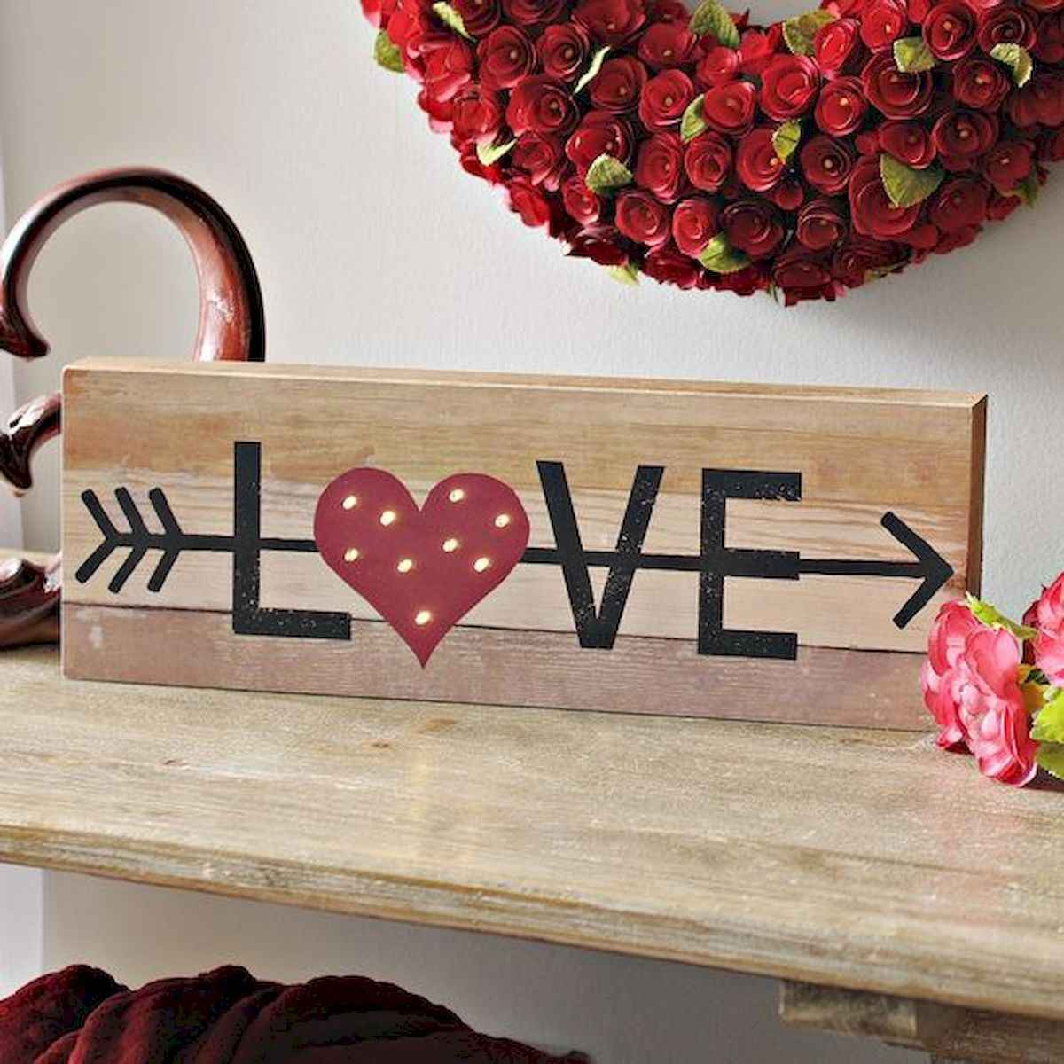 75 Romantic Valentines Day Crafts Design Ideas (38)