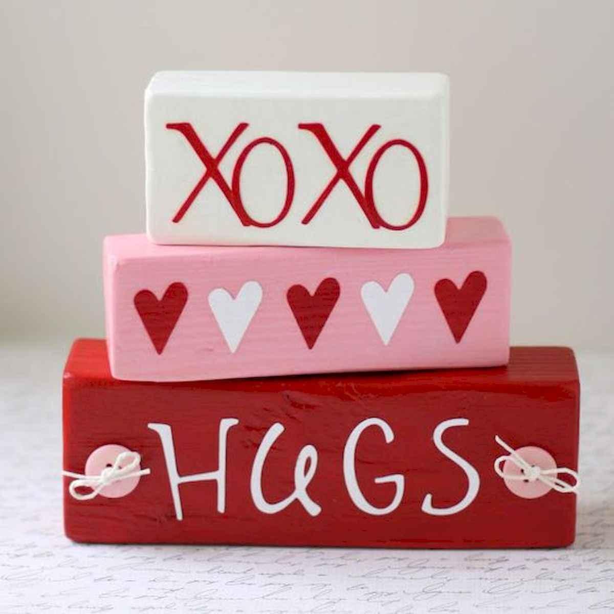 75 Romantic Valentines Day Crafts Design Ideas (41)