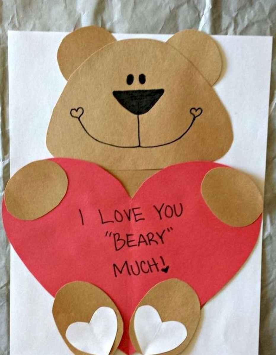 75 Romantic Valentines Day Crafts Design Ideas (55)