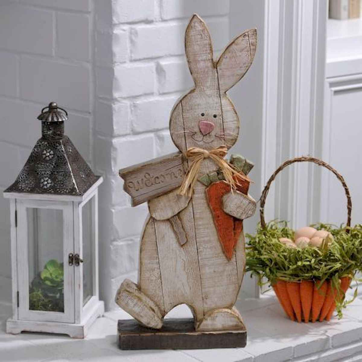 40 Best Easter Decorations Ideas (37)