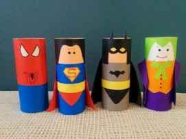 40 Easy DIY Spring Crafts Ideas for Kids (12)