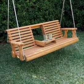 50 Amazing DIY Projects Pallet Swings Design Ideas (23)