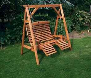 50 Amazing DIY Projects Pallet Swings Design Ideas (5)