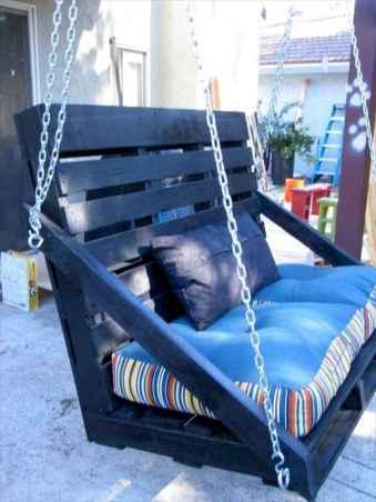 50 Amazing DIY Projects Pallet Swings Design Ideas (6)