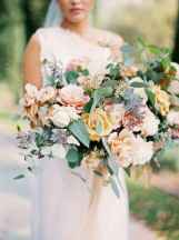 50 Beautiful Spring Bridesmaid Bouquets for Wedding Ideas (15)