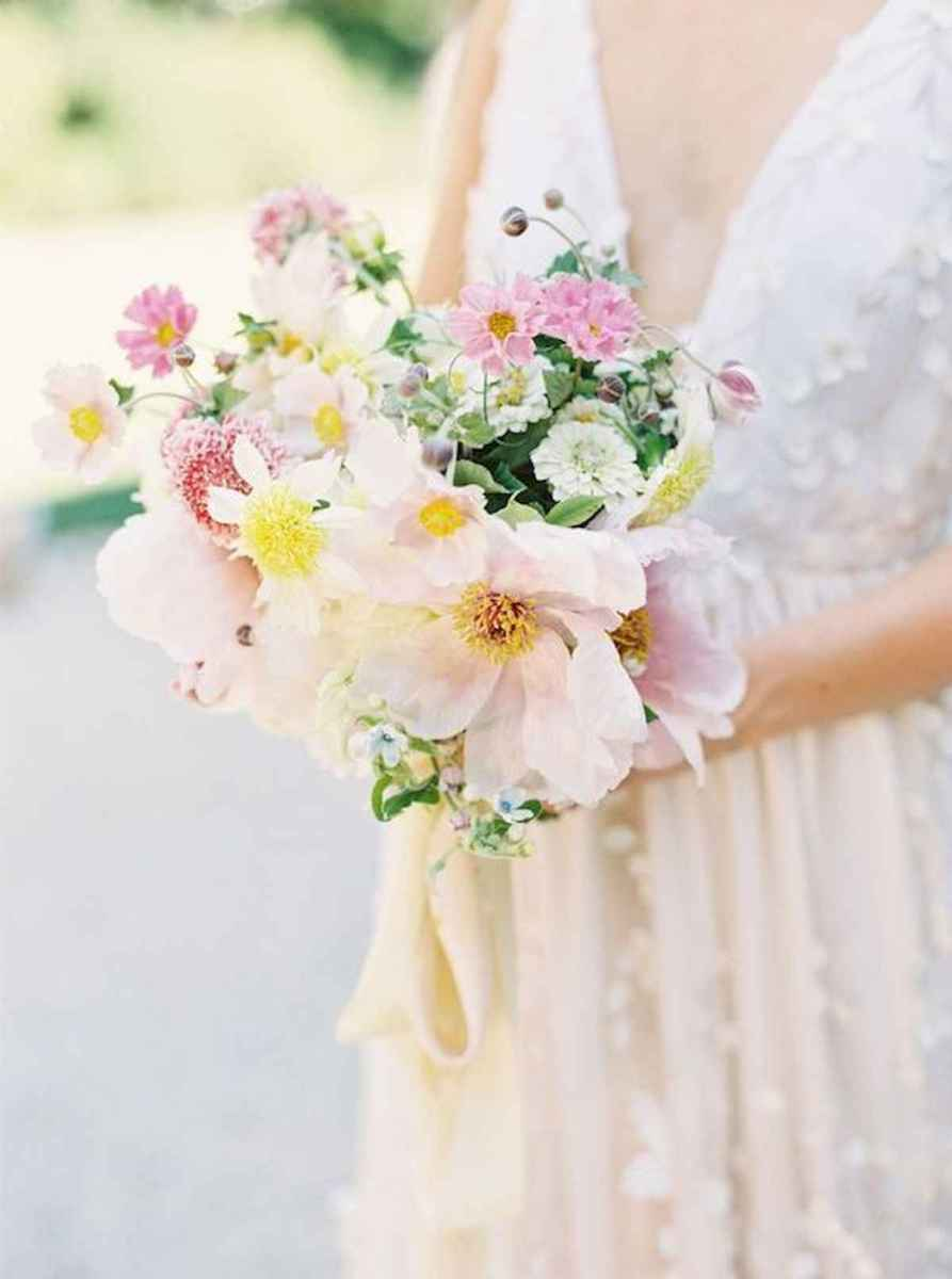 50 Beautiful Spring Bridesmaid Bouquets for Wedding Ideas (41)