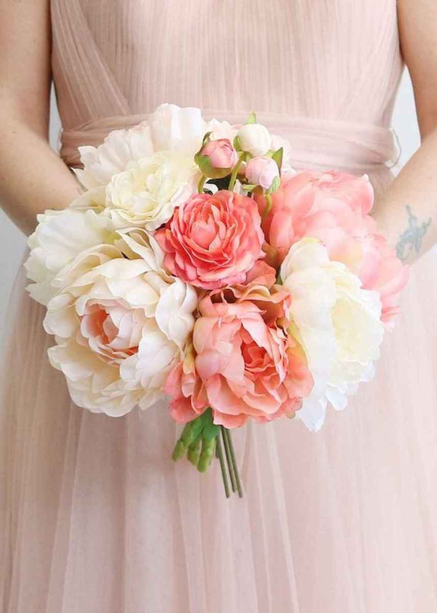 50 Beautiful Spring Bridesmaid Bouquets for Wedding Ideas (44)