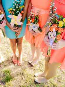 50 Beautiful Spring Bridesmaid Bouquets for Wedding Ideas (45)