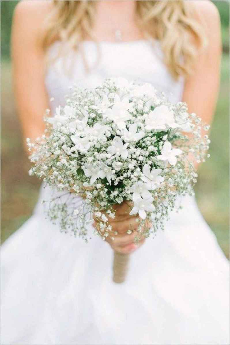 50 Beautiful Spring Bridesmaid Bouquets for Wedding Ideas (47)