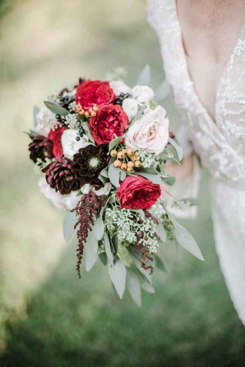 50 Beautiful Spring Bridesmaid Bouquets for Wedding Ideas (48)