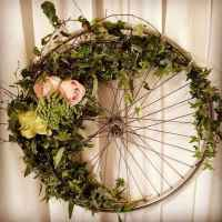 50 Beautiful Spring Wreaths Decor Ideas and Design (3)