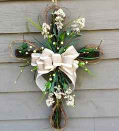 50 Beautiful Spring Wreaths Decor Ideas and Design (33)