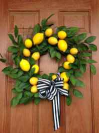 50 Beautiful Spring Wreaths Decor Ideas and Design (34)
